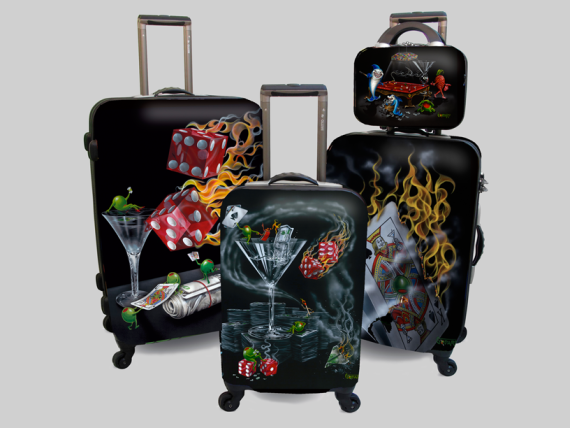 Godard Gaming Luggage