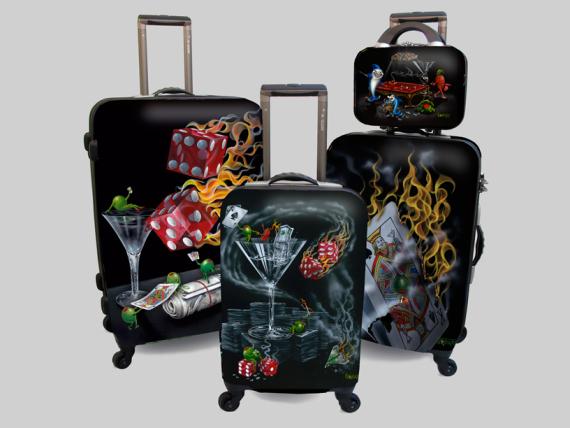 Godard Gaming Luggage