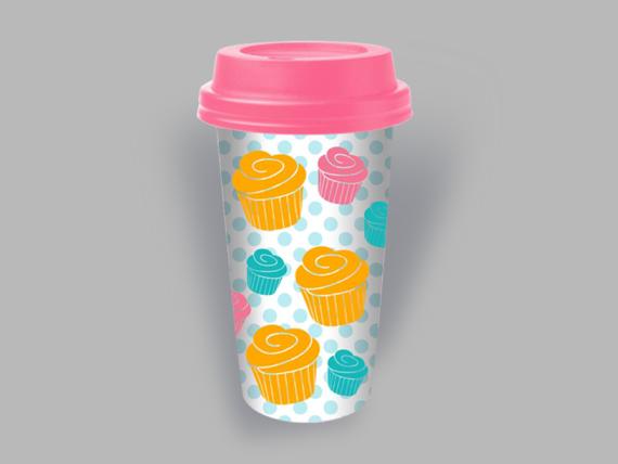 Cupcake Tumbler